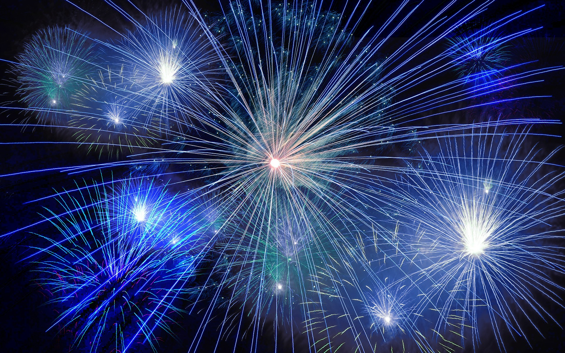 Make your Will in 2020 - fireworks